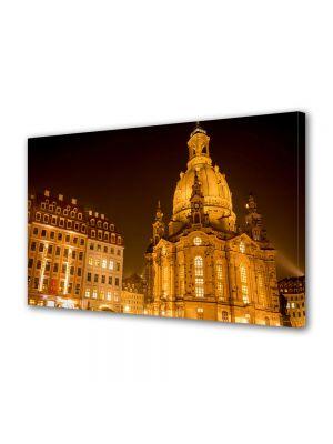 Tablou VarioView MoonLight Fosforescent Luminos in Urban Orase Dresden Germania