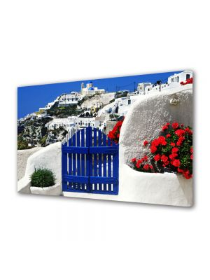 Tablou Canvas In Grecia