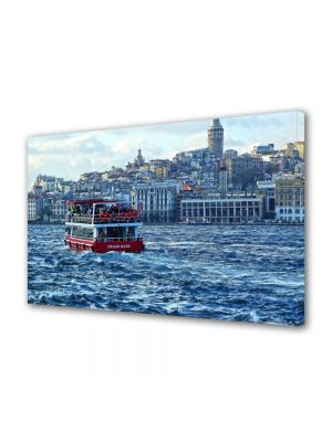 Tablou Canvas Istanbul Turcia