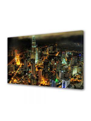 Tablou Canvas Turnurile Petronnas in Kuala Lumpur