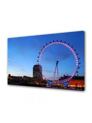 Tablou Canvas Roata in Londra
