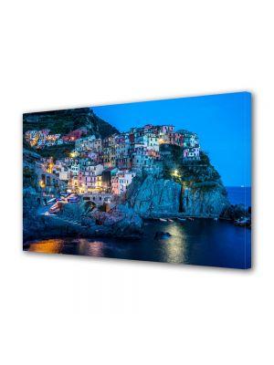 Tablou Canvas Oras pe coasta Italiei