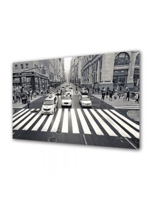 Tablou Canvas Trecere de pietoni in New York
