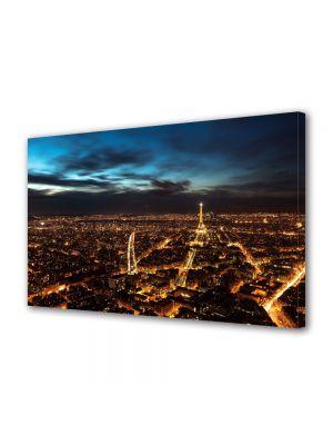 Tablou VarioView MoonLight Fosforescent Luminos in Urban Orase Luminile noptii in Paris