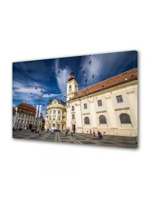 Tablou VarioView MoonLight Fosforescent Luminos in Urban Orase Sibiu Romania