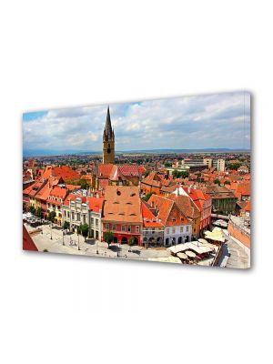 Tablou Canvas Panorama Sibiu