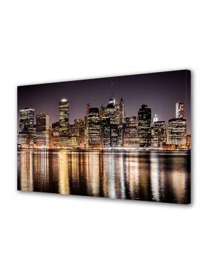 Tablou Canvas Zgarie norii New york ului 40 x 60 cm