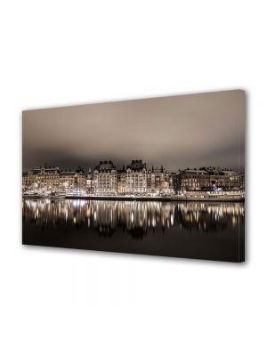 Tablou VarioView MoonLight Fosforescent Luminos in Urban Orase Stockholm
