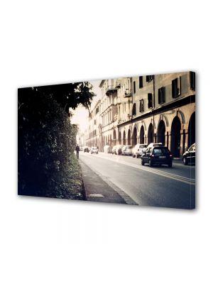 Tablou VarioView MoonLight Fosforescent Luminos in Urban Orase Strada in Italia