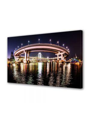 Tablou Canvas Podul din Tokyo