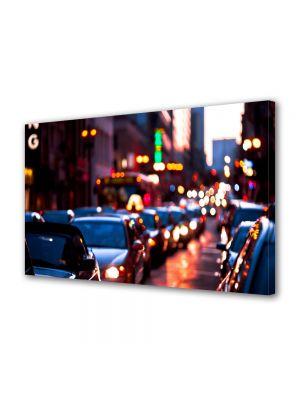 Tablou Canvas Trafic de seara