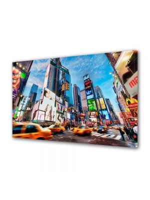 Tablou VarioView MoonLight Fosforescent Luminos in Urban Orase Times Square New York