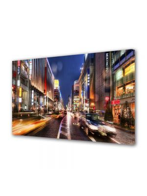 Tablou Canvas Strada in Tokyo
