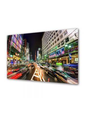 Tablou VarioView MoonLight Fosforescent Luminos in Urban Orase Strazi in Tokyo