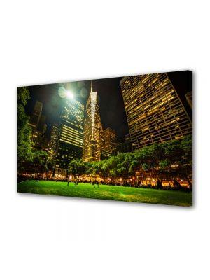 Tablou VarioView MoonLight Fosforescent Luminos in Urban Orase Parc in New York