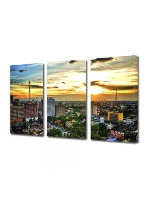 Set Tablouri Multicanvas 3 Piese Panorama