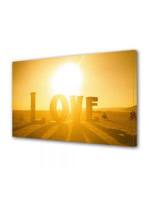 Tablou Canvas Valentine's Day Ziua indragostitilor Soare puternic