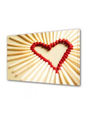 Tablou Canvas Valentine's Day Ziua indragostitilor Inima creativa
