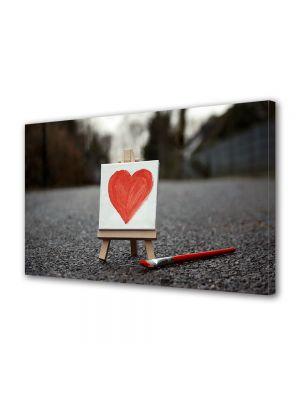 Tablou Canvas Valentine's Day Ziua indragostitilor Pictura din dragoste