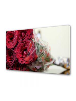 Tablou Canvas Valentine's Day Ziua indragostitilor Buchet rosu