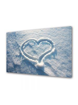 Tablou Canvas Valentine's Day Ziua indragostitilor Inima in zapada