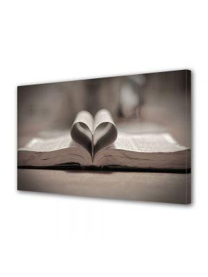 Tablou Canvas Valentine's Day Ziua indragostitilor Pagini de iubire