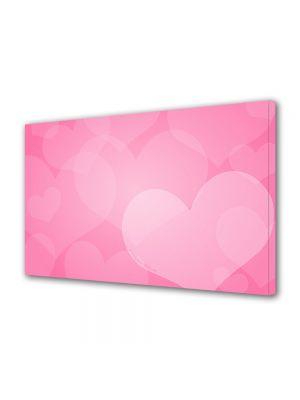 Tablou Canvas Valentine's Day Ziua indragostitilor Inimi roz
