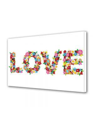 Tablou Canvas Valentine's Day Ziua indragostitilor L O V E