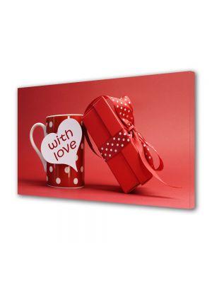 Tablou Canvas Valentine's Day Ziua indragostitilor Cadou cu dragoste