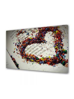 Tablou Canvas Valentine's Day Ziua indragostitilor Culori si iubire