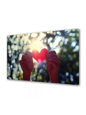 Tablou Canvas Valentine's Day Ziua indragostitilor Inima noastra