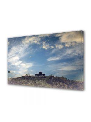 Tablou Canvas Vintage Aspect Retro Casa pe deal