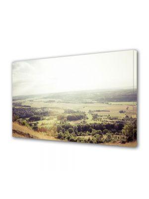 Tablou Canvas Vintage Aspect Retro Peisaj de campie