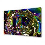 Tablou VarioView MoonLight Fosforescent Luminos in intuneric Abstract Decorativ Strop