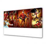 Tablou Canvas pentru Copii Animatie Incredibilii