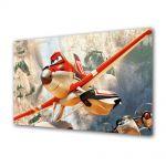 Tablou Canvas pentru Copii Animatie Planes Fire and Rescue 2014