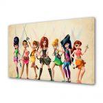 Tablou VarioView LED Animatie pentru copii The Pirate Fairy 2014