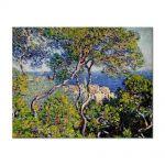 Tablou Arta Clasica Pictor Claude Monet Bordighera 1884 80 x 100 cm
