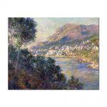 Tablou Arta Clasica Pictor Claude Monet Monte Carlo Seen from Roquebrune 1884 80 x 100 cm