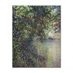 Tablou Arta Clasica Pictor Claude Monet Watermill at Limetz 1888 80 x 100 cm
