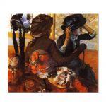 Tablou Arta Clasica Pictor Edgar Degas At the Milliners 1884 80 x 90 cm