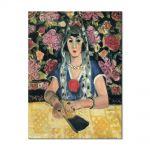 Tablou Arta Clasica Pictor Henri Matisse Spanish Woman: Harmony in Blue 1923 80 x 100 cm