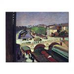 Tablou Arta Clasica Pictor Henri Matisse The Pont Saint-Michel 1900 80 x 100 cm
