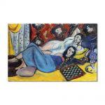 Tablou Arta Clasica Pictor Henri Matisse Odalisques 1928 80 x 120 cm
