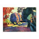 Tablou Arta Clasica Pictor Henri Matisse The Luxembourg Gardens 1901 80 x 110 cm