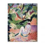 Tablou Arta Clasica Pictor Henri Matisse Nude in a Wood 1906 80 x 100 cm