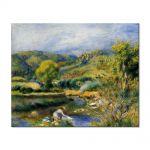 Tablou Arta Clasica Pictor Pierre-Auguste Renoir The laundress 1891 80 x 100 cm