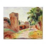 Tablou Arta Clasica Pictor Pierre-Auguste Renoir Walls in spain 1892 80 x 100 cm