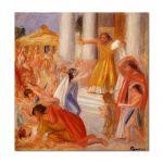 Tablou Arta Clasica Pictor Pierre-Auguste Renoir Oedipus rex 1895 80 x 80 cm