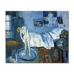 Tablou Arta Clasica Pictor Pablo Picasso A blue room. A tub 1901 80 x 100 cm